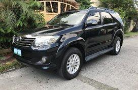 2012 Toyota Fortuner G 2.5 AT Diesel For Sale