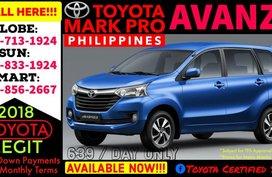 2019 Toyota Avanza E Gas Manual For Sale