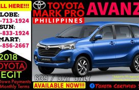 2019 Toyota Avanza E 1.3L AT Available now Call 09988562667 Brand New Casa Sale