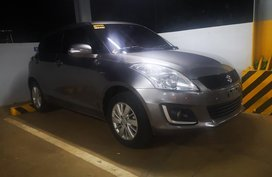 2016 Suzuki Swift AT Gray For Sale