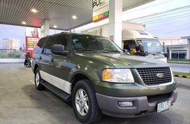 Ford Expedition 2004 Gasoline Automatic Green