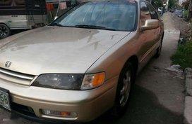 Honda Accord mdel 1995 Manual transmition
