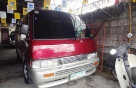 Nissan Urvan 2013 P580,000 for sale