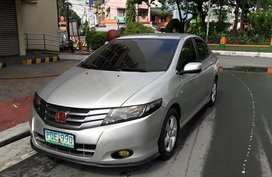 2010 Honda City Silver Sedan For Sale