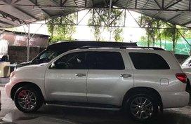 2010 Toyota Sequoia Platinum AutomaticTransmission