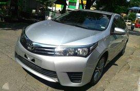 2016 Toyota Altis E Manual FOR SALE