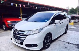 2015 Honda Odyssey EXV Navi Automatic 11t km Mileage 7Seater