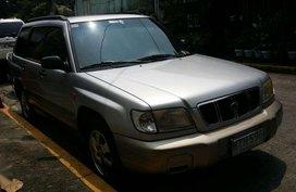 Local Subaru Forester 2001 for sale