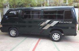 Nissan Urvan Escapade 2006 for sale