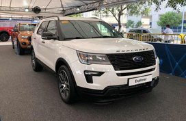 The refreshed Ford Explorer 2019 quietly rolled out in the Philippines
