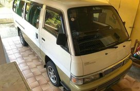2013 Nissan Urvan 18 seater for sale