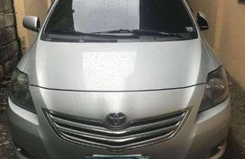 Toyota Vios J Silver 2013 FOR SALE