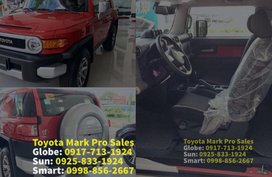 2019 Available Call 09177131924 Brand New Casa Sale Toyota FJ Cruiser For Sale