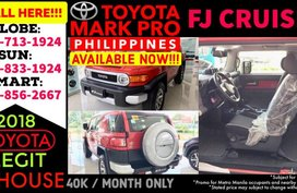 2019 Toyota FJ Cruiser Available Call 09177131924 Brand New Casa Sale