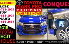 2019 Brand Call 09177131924 New Toyota Hilux E Diesel MT For Financing