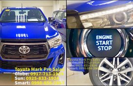 2019 Toyota Hilux 4x4 E Diesel Manual For Financing Call 09177131924