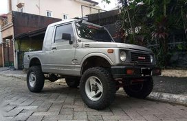 1995 Suzuki Samurai Converted Single Cab