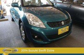 2014 Suzuki Swift Dzire for sale
