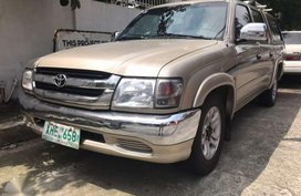 2003 TOYOTA Hilux XS For Sale 370k