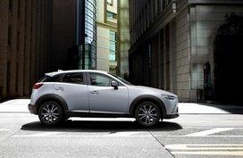 2018 Mazda CX-3 SkyActiv AT Silver For Sale