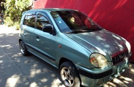 Kia Visto 2003 Green Hatchback For Sale