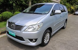 Toyota Innova 2014 For Sale
