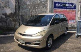 2004 Toyota Previa Automatic Gas Local Unit 7-Seater