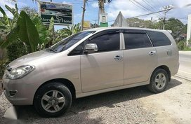 2008 Toyota Innova manual gas FOR SALE