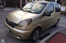 2000 Toyota Echo Verso vvti MT FOR SALE