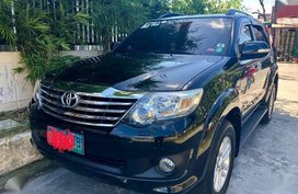 Toyota Fortuner 2012 4x2 G AT (Gas)