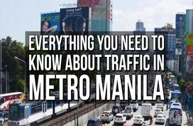 Traffic Jam in Manila and How We Can Survive