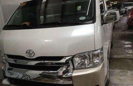 2018 Toyota Hiace Grandia GL 3.0 Diesel Manual