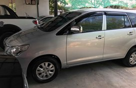 Toyota  Innova E Manual Diesel 2014 FOR SALE