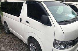 2009 Toyota HiAce Commuter MT DSL FOR SALE