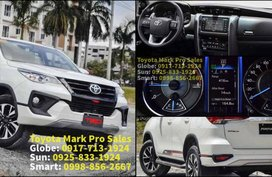 2019 Brand New Toyota Fortuner TRD Special Edition Sale