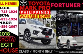 2019 Brand New Toyota Fortuner TRD Sport Special Sale