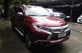 2017 MITSUBISHI MONTERO SPORT FOR SALE