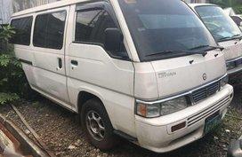 2013 Nissan Urvan Shuttle MT DSL