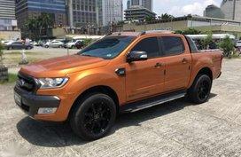 2017 Ford Ranger Wildtrak 3.2L 4x4 FOR SALE