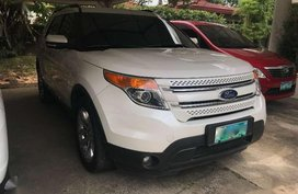 2012 Ford Explorer AT 3.5 4wd Top of the line