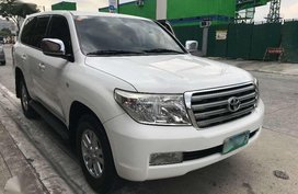 2008 Toyota Landcruiser At LC200 FOR SALE