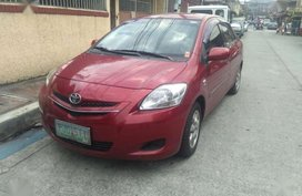 2011Mdl Toyota Vios All Power Red