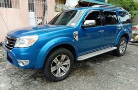 Almost brand new Ford Everest Diesel 2009