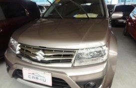 Suzuki Vitara 2015 Automatic Gasoline P675,000