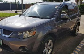 Mitsubishi Outlander 4x4 2009 model gas automatic