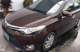 2014 Toyota Vios 15G FOR SALE