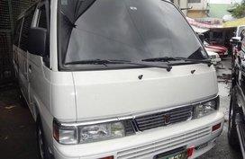 2013 Nissan Urvan Diesel Manual for sale