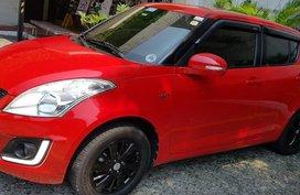 2016 Suzuki Swift Gasoline Automatic FOR SALE