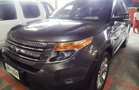 Almost brand new Ford Explorer Gasoline 2015