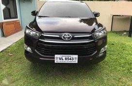 2017 Toyota Innova E Diesel Automatic FOR SALE